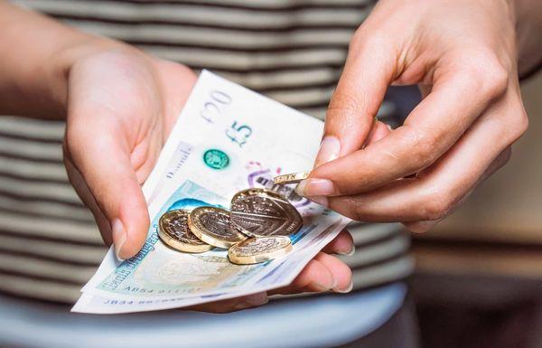 Pound Sterling Cash