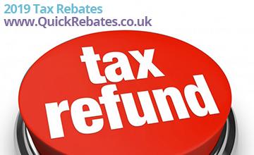 2019 Tax Rebate Image