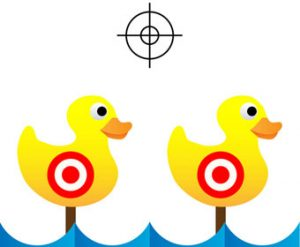 Realistic Business Targets Image