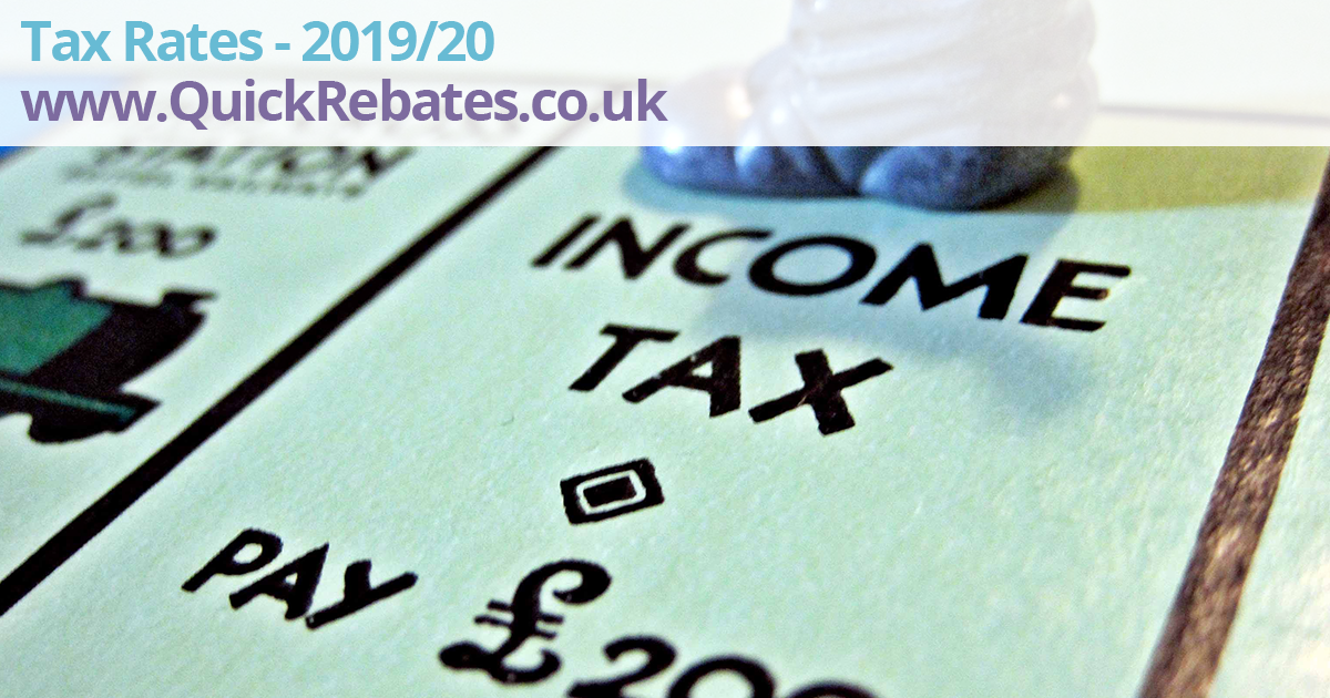 Tax Rates 2019/20 Image